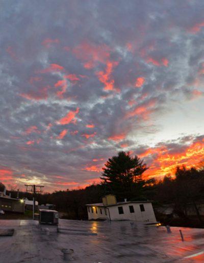 QNP-sunset