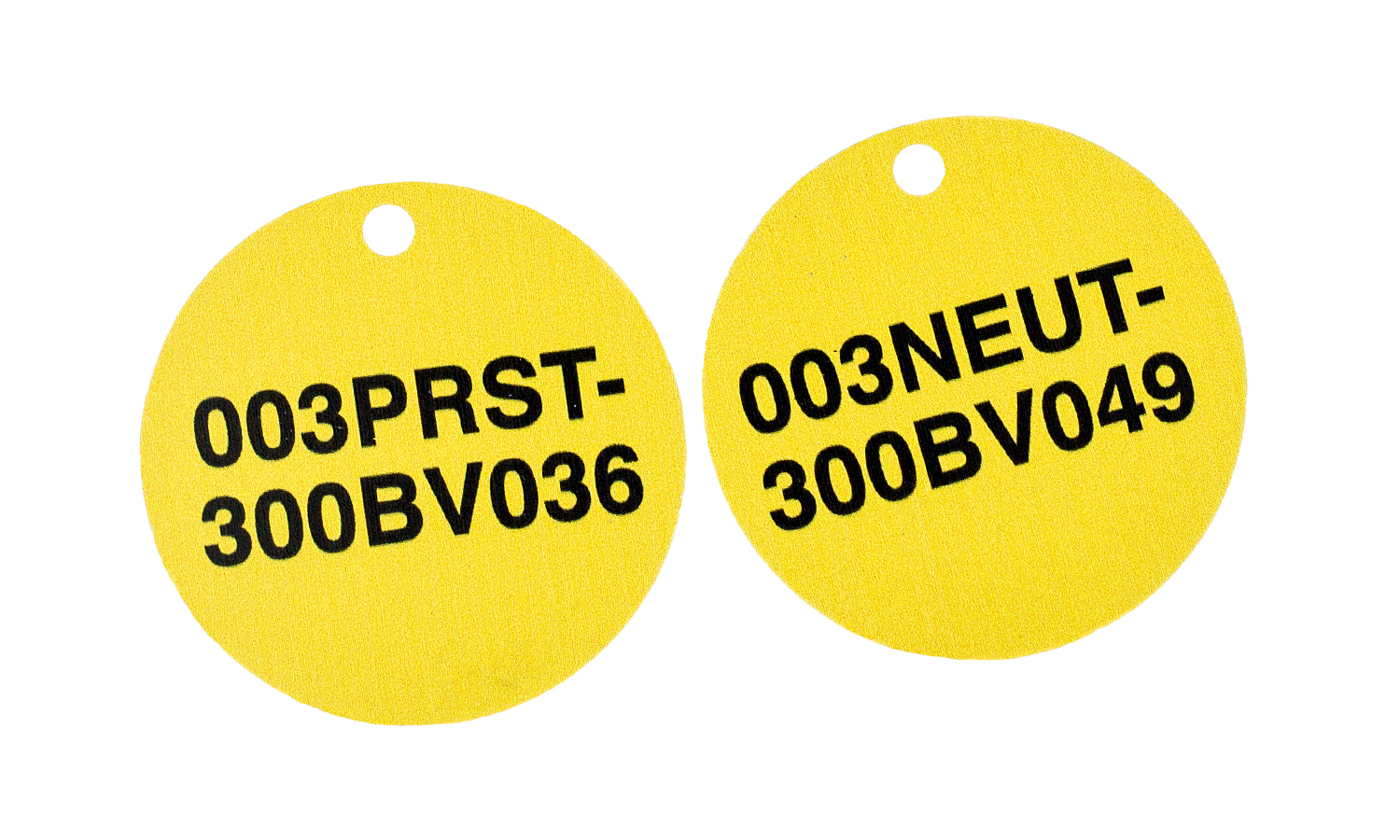 QNP makes a custom valve tags