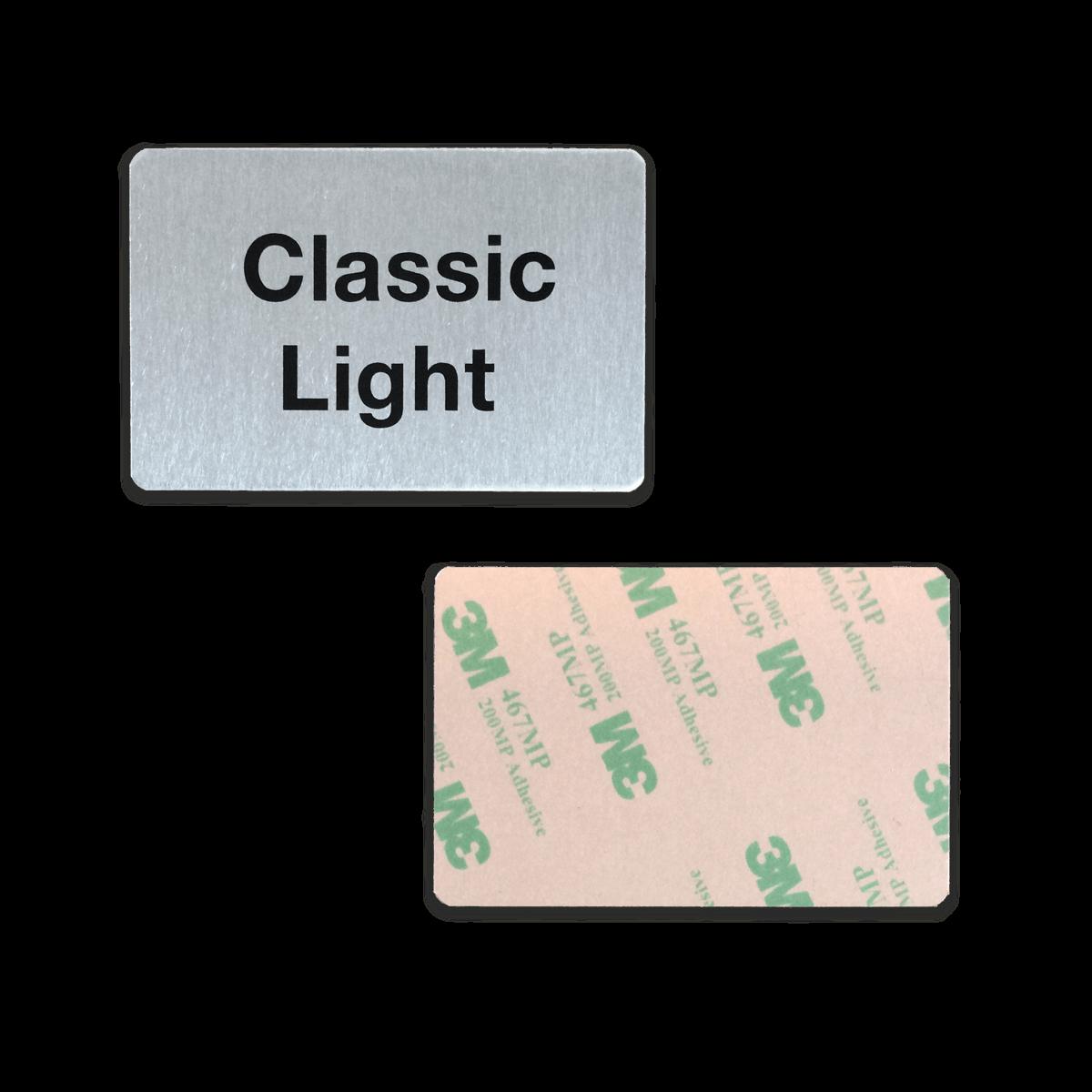 QNP makes custom 5S tags