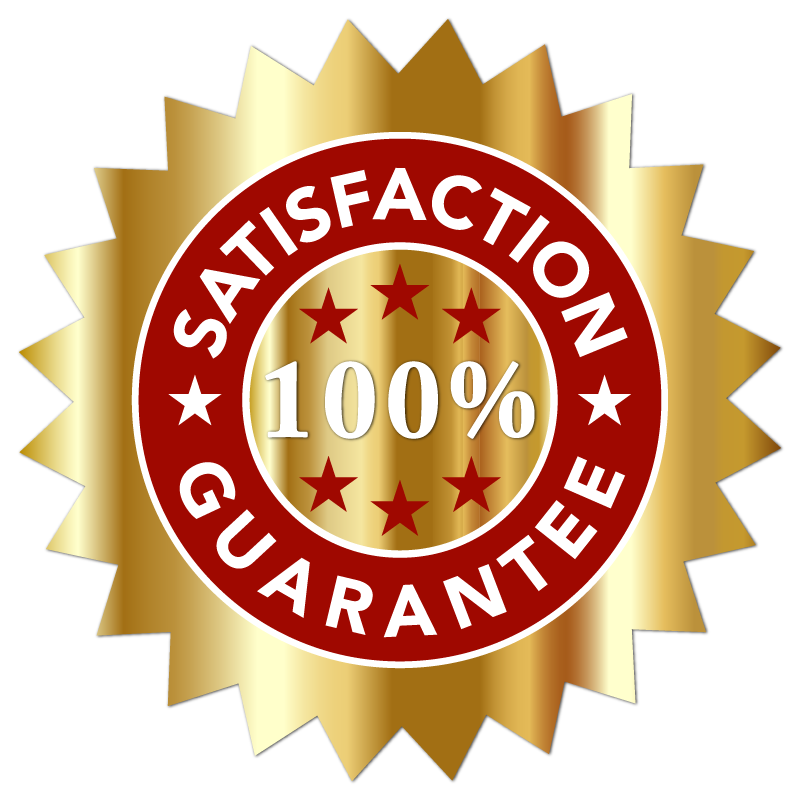 QNP has a 100% Satisfaction Guarantee