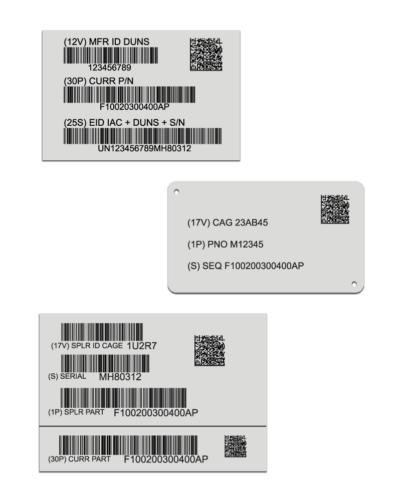 Metalphoto Nameplates
